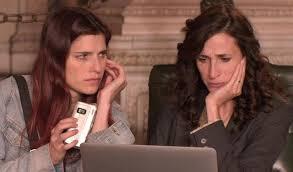 Carol (Bell) and her sister, Dani (Michaela Watkins)