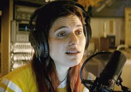 Bell as Carol, recording