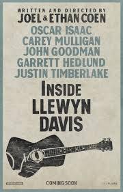 Llewyn, poster