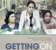 Getting On, Poster