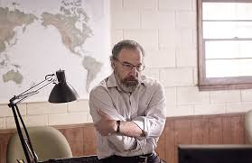 Mandy Patinkin as Saul in HOMELAND