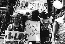 Cogswell, lesbian feminism