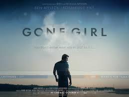 Gone Girl, poster