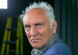 Terence Stamp as the critical gate-keeper