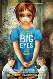 Big Eyes, poster