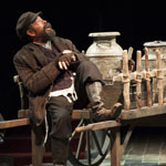 Tevye and his cart