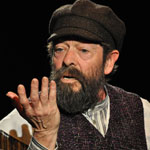 Jonathan Haraday as Tevye