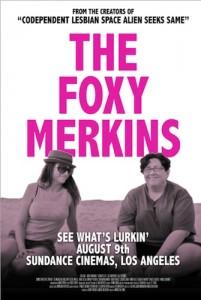 Foxy Merkins, poster