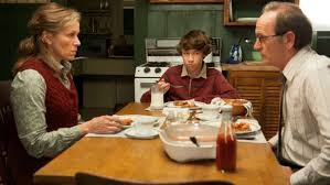 McDormand as Olive, Kevin Druid as Christopher, and Richard Jenkins as Henry