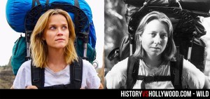Reese and the real Cheryl Strayed