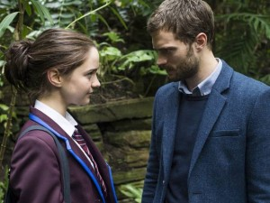 Katie (Aisling Franciosi) and Spector