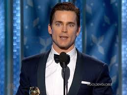 Matt Bomer won for THE NORMAL HEART