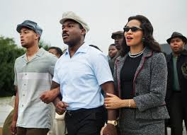 David Oyelowo, center, in SELMA