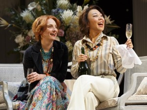 Tracee Chimo as Betsy and Ali Ahn as Susan