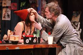Seibert and Brown as Lena and Hank