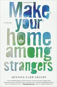Book, Home Strangers