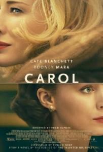 Carol, poster